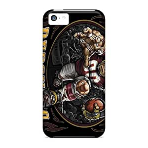Awesome Design Washington Redskins Hard Case Cover For Iphone 5c