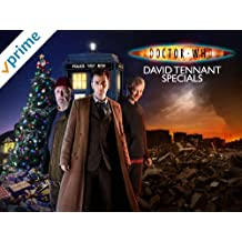 Doctor Who: The David Tennant Specials