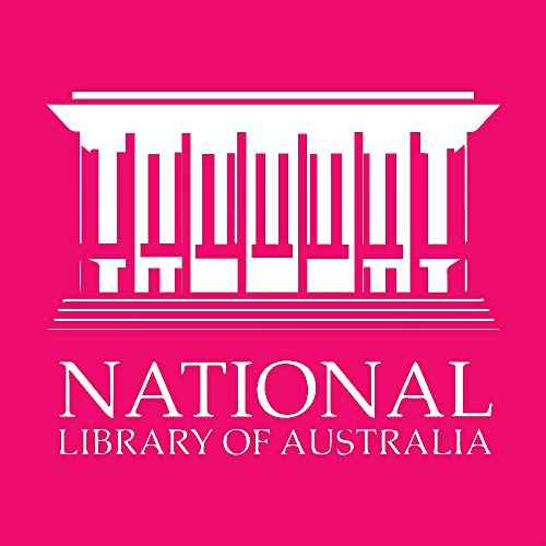(NBFU DECALS National Library of Australia (Pink) (Set of 2) Premium Waterproof Vinyl Decal Stickers for Laptop Phone Accessory Helmet Car Window Bumper Mug Tuber Cup Door Wall Decoration )