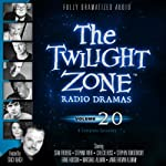 The Twilight Zone Radio Dramas, Volume 20 | Rod Serling,Charles Beaumont,Earl Hamner, Jr.,Robert Presnell, Jr.,Richard Matheson