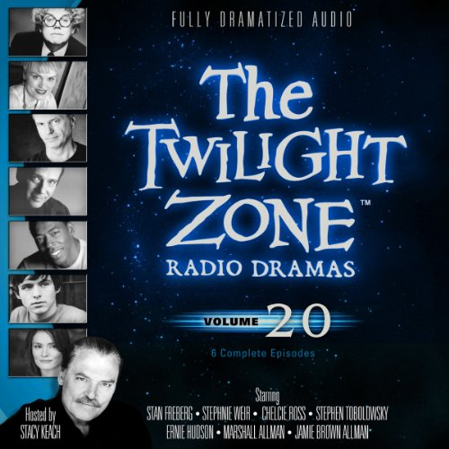 The Twilight Zone Radio Dramas, Volume 20 Audiobook [Free Download by Trial] thumbnail