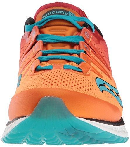 Shoe ISO Red Men's Saucony Orange Freedom Running 6npz8W