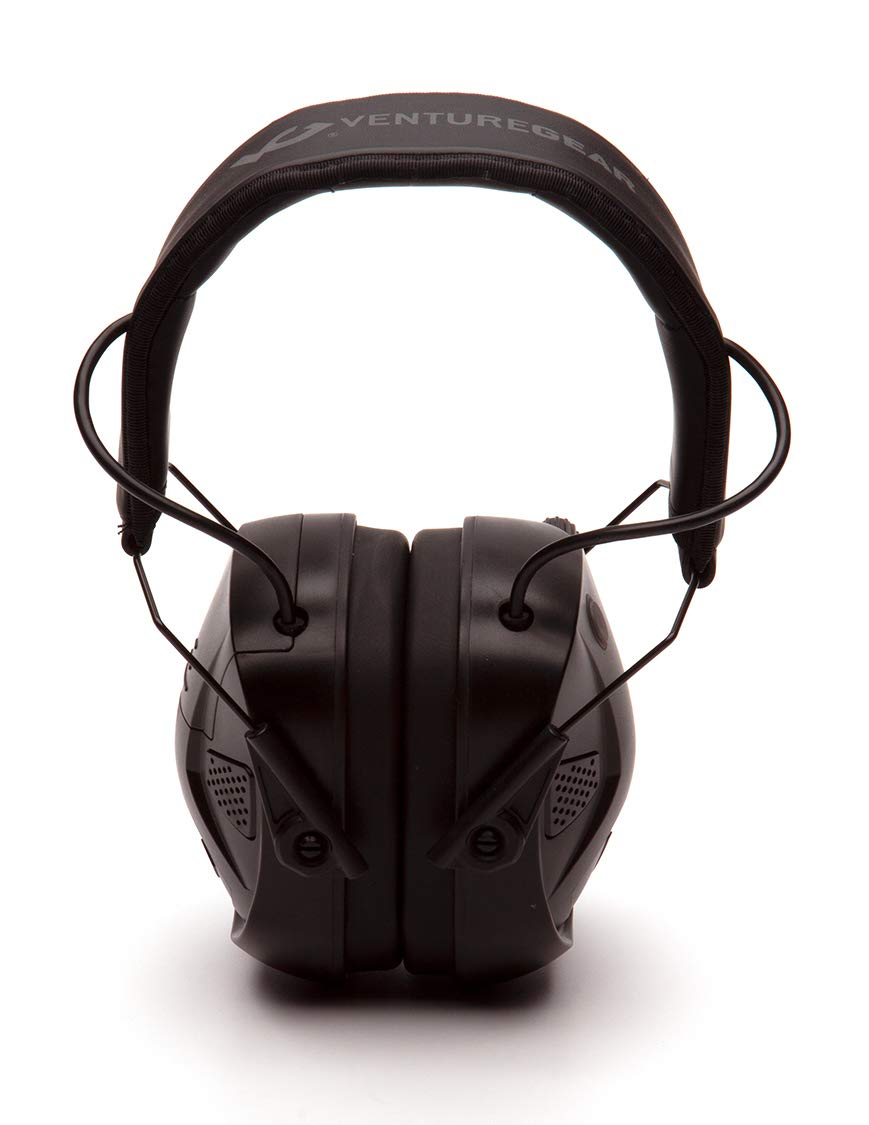 Venture Gear Amp BT Electronic Bluetooth Hearing Protection Earmuffs by Pyramex Safety (Image #2)