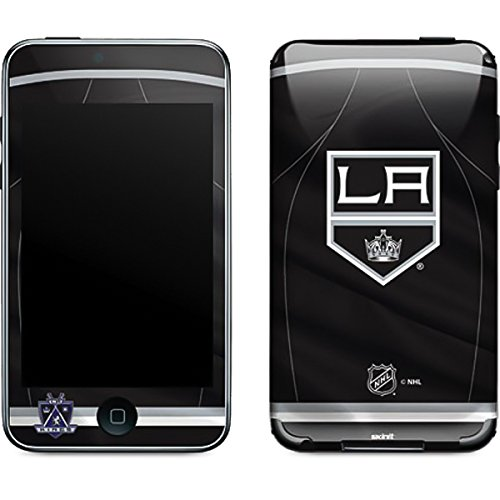 (NHL Los Angeles Kings iPod Touch (2nd & 3rd Gen) Skin - LA Kings Jersey Vinyl Decal Skin For Your iPod Touch (2nd & 3rd Gen))