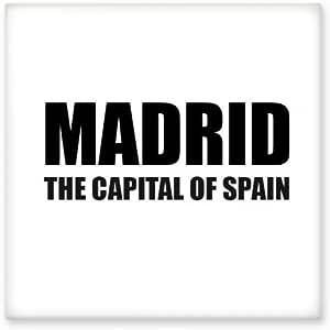 Madrid La capital de España azulejos de cerámica para baño ...