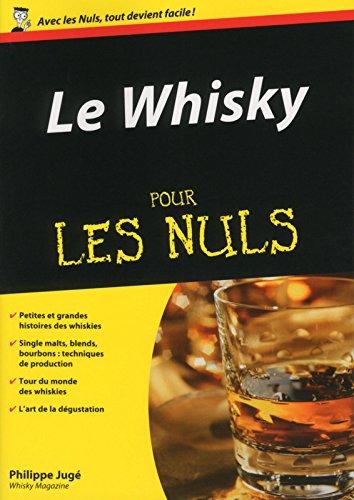 Whisky Mégapoche pour les Nuls Broché – 15 mai 2014 Philippe JUGE First 2754041338 Alcools