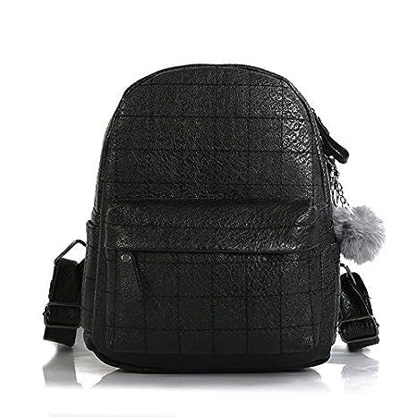 RFVBNM Mochila de las mujeres mochila de moda Bolsas de alta calidad de las señoras Mochila