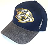 Nashville Predators Travel & Training Reebok Hat - L/X-Large