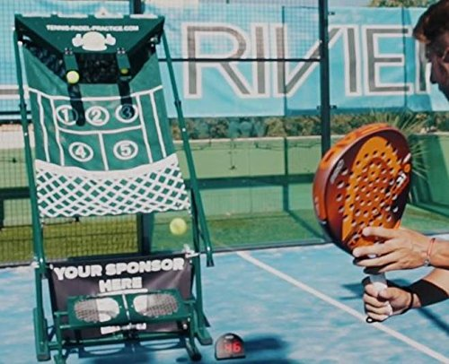 tennis-padel-machine: Amazon.es: Deportes y aire libre