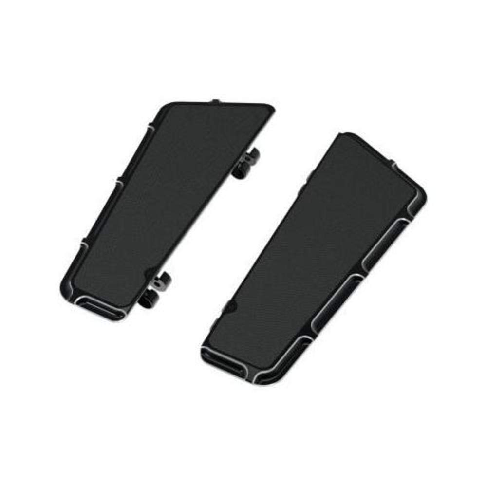 Arlen Ness 15-410 Black Adjustable Driver Floorboard