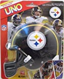 Sababa Toys Pittsburgh Steelers Uno