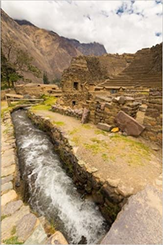 Kostenlose Kindle-Bücher lädt Amazon herunter Ollantaytambo Peru Journal: 150 page lined notebook/diary 1535223146 PDF ePub MOBI