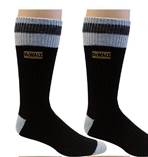 DeWALT Mens Pack Blend Socks