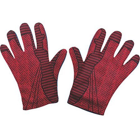 Rubies Costume Co 35531R Amazing Spider-Man 2 Gloves for Boys WLM (Amazing Spider Man Costumes)