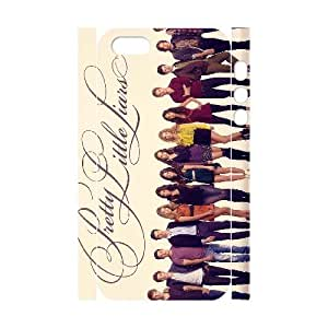 ANCASE Cell phone Protection Cover 3D Case Pretty Little Liars For Iphone 5,5S