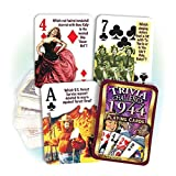 Flickback Media, Inc. 1944 Trivia Playing Cards: 75th Birthday