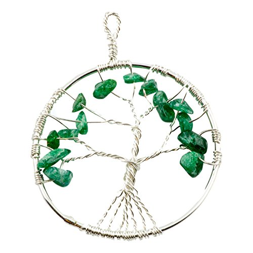 Carlisle Trading Co. Green Jade Tree of Life -
