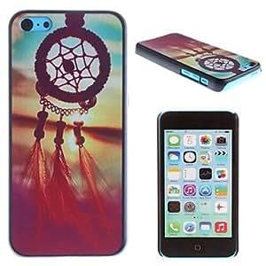 MOFY- el caso duro ajuste del sol dibujo dibujo coloreado pc para 5c iphone