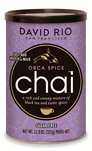 (David Rio Chai Mix, Orca Spice, 11.9 Ounce)