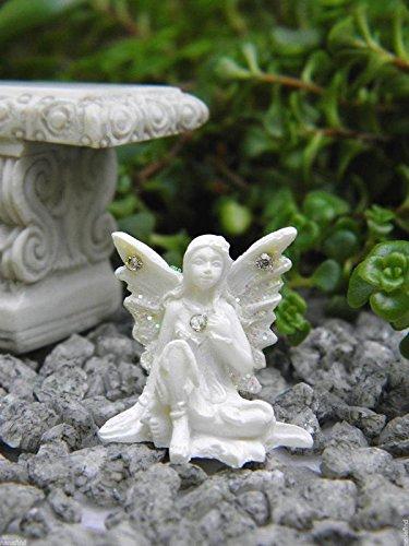 Rose Fairy Doll - My Fairy Gardens Miniature - TINY 1
