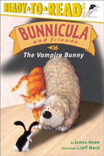 The Vampire Bunny (Bunnicula and Friends) (Bunny Vampire)