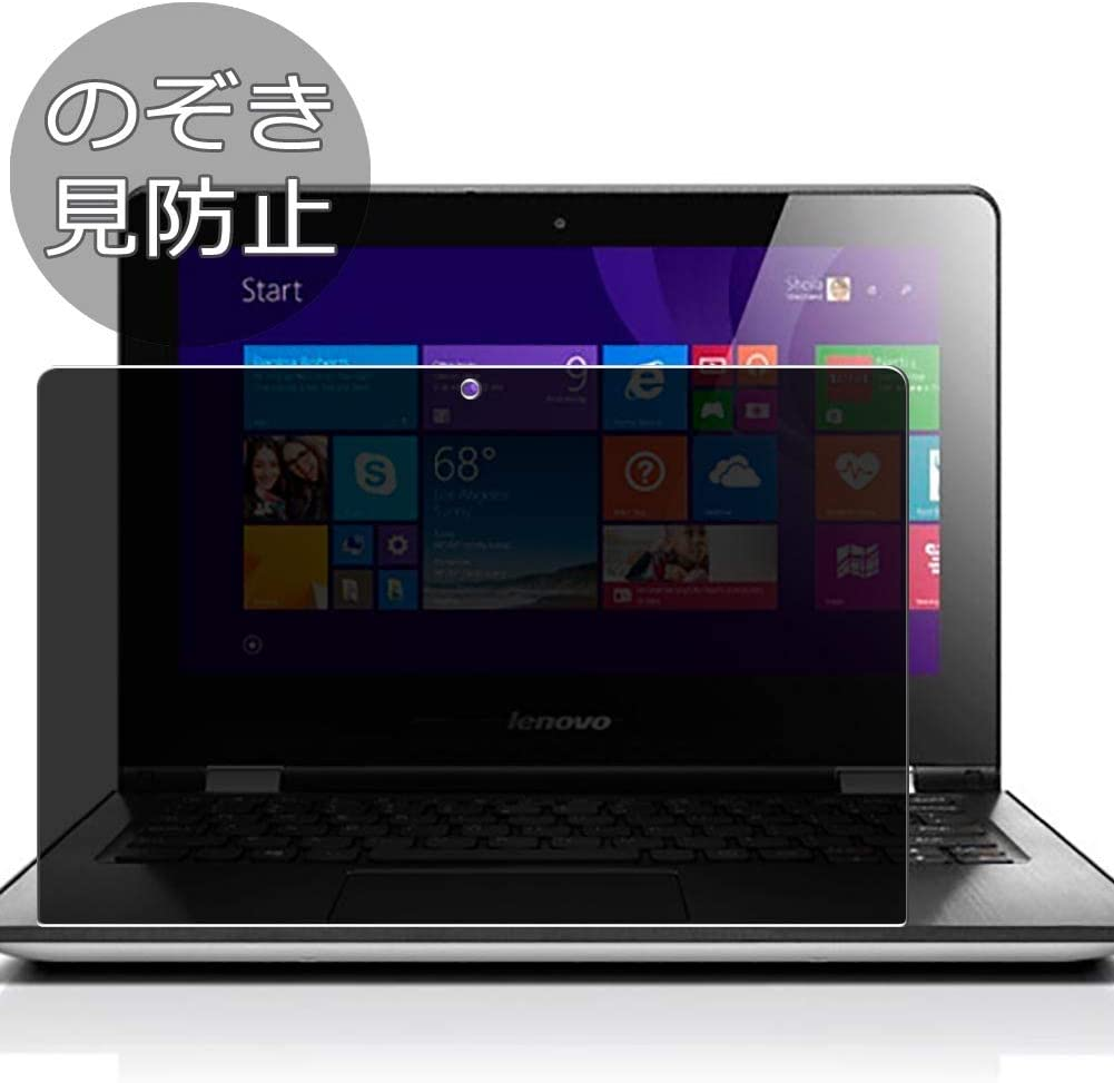 Synvy Privacy Screen Protector Film for Lenovo Yoga 310 11.6
