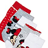 Disney unisex baby Minnie Mouse 5 Pack Shorty