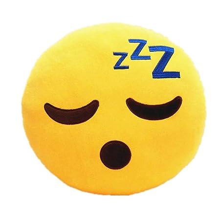 Emoji Cuscini.Occhi Cuore Cuscino Faccina Emoji Emoticon Whatsapp Giocattolo