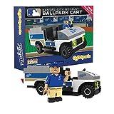 MLB Kansas City Royals Buildable Ballpark Cart, Small, White