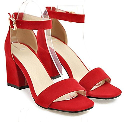 Sandalo Open Toe Con Cinturino Alla Caviglia E Cinturino Alla Caviglia Con Cinturino Alla Caviglia