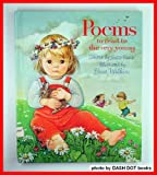 Poems to Read to the Very Young, Josette Frank, 0394951883