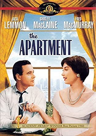 THE APARTMENT Movie Poster 1960 Jack Lemmon RARE