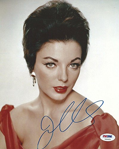 joan-collins-signed-8x10-photo-coa-dynasty-picture-autograph-the-brava