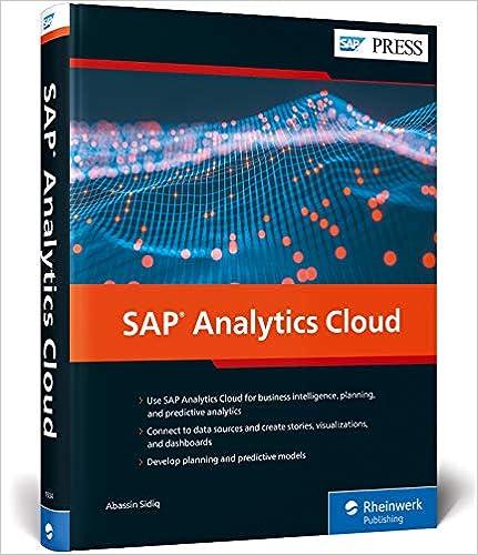 SAP Analytics Cloud (SAP PRESS)