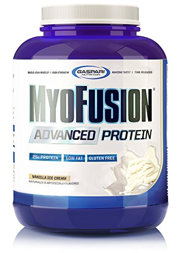 Gaspari Nutrition Myofusion Advanced Protein| Vanilla Ice Cr