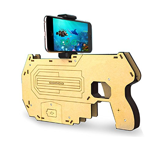Ar Games Gun  Topesct Bluetooth4 1 Augmented Reality Game Console 3D App Games Gamepad For Iphone And Android  Guardian