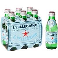 San Pellegrino agua mineral con gas 6 x