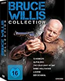 Bruce Willis Collection (Dvd) [Import allemand]