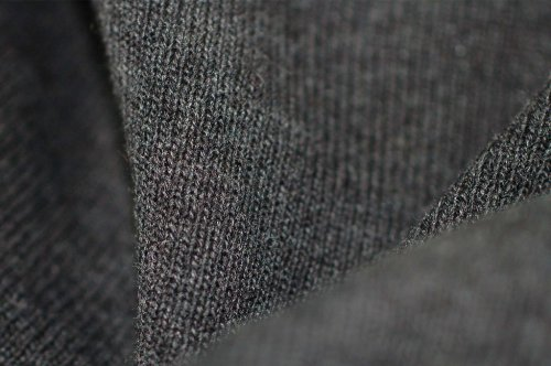 Neotrims Plain Solid Knit Rib Stretch Jersey Craft Fabric Material By The Yard. Limited Edition in Kiwi Green, Brown, Olive, Black, Dark Grey, Denim Blue. Beautiful Plain Colours in Basic Standard Everyday Colours.