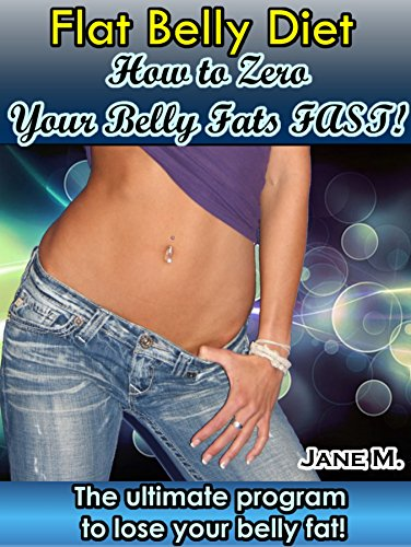 Flat Belly Diet ultimate program ebook product image