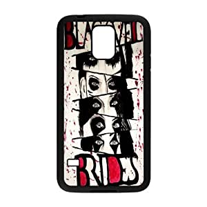 BVB Black Veil Brides Durable TPU Custom Snap On Case For Samsung Galaxy S5 i9600 by mcsharks