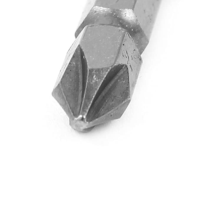 eDealMax 1/4 de pulgada vástago hexagonal PH1 magnético Phillips ...