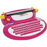 Mehano - E118BA - Machine à écrire Barbie électronique