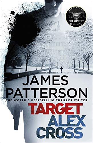 Target: Alex Cross Front Cover