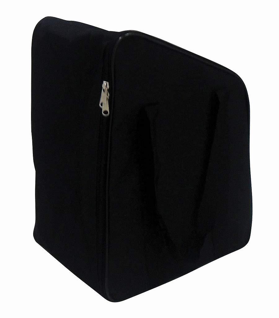 Espositore pieghevole per brochure con borsa per il trasporto DISPLAY SALES in alluminio e plastica trasparente 5 x DIN A4