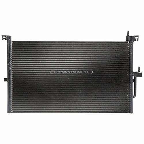 A/C AC Air Conditioning Condenser For Jaguar X-Type 2002-2008 - BuyAutoParts 60-60129N New -
