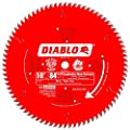 Freud D1084L 10-Inch Diameter 84t TCG Saw Blade with 5/8-Inch Arbor by Freud