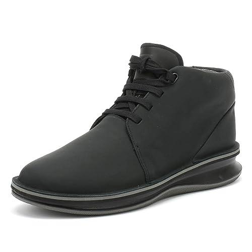 CAMPER Sneakers Negro hombre Calzado,camper botas negras