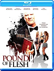 Pound Of Flesh [Blu-ray]