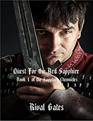 Quest for the Red Sapphire (Sapphire Chronicles Book 1)